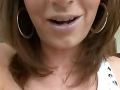 Hotty likes to get her loving holes stuffed by big dick